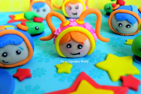 Team Umizoomi Cake Toppers Amazon