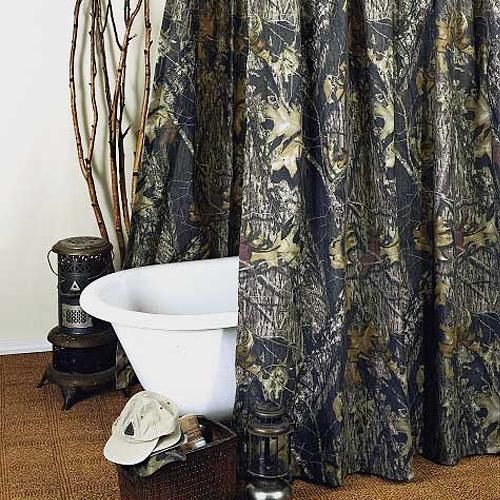 Mossy Oak New Break Up Shower Curtain Rockymountaindecor Cabin Decor Pi