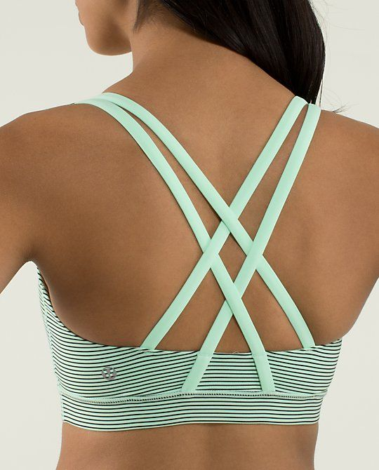 Love this sports bra for running and weight training! #r&d
