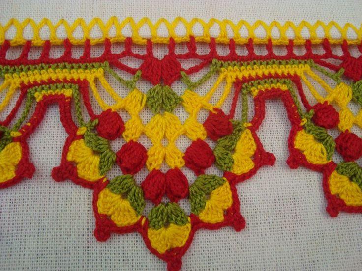 Bico de crochet