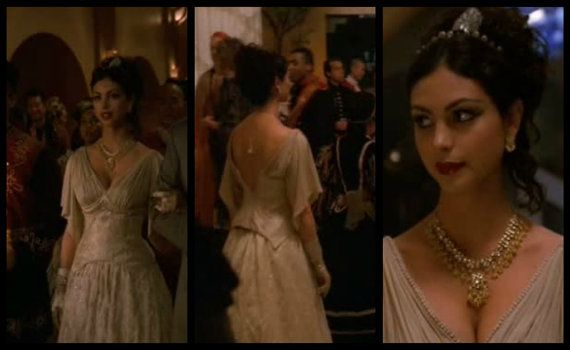 Inara Serra of Firefly Cosplay wardrobe, pick a dress for your firefly costume needs, plus sizes available, fine fabrics