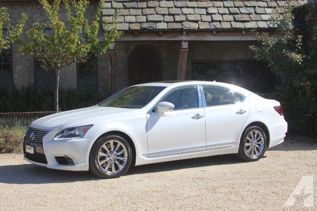 Nice Lexus: 2013 Lexus LS 460 Luxury Sedan AWD...  Vehicles Check more at http://24car.top/2017/2017/07/09/lexus-2013-lexus-ls-460-luxury-sedan-awd-vehicles/