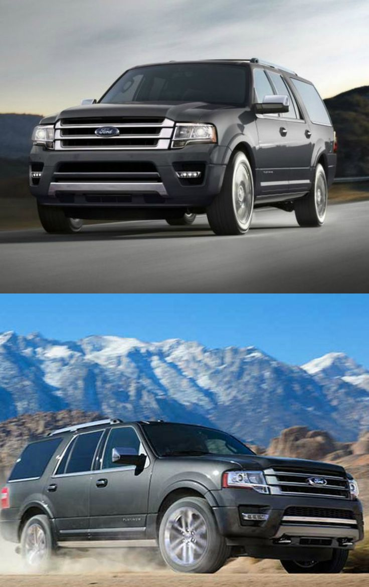2017 ford expedition el with extra cargo space