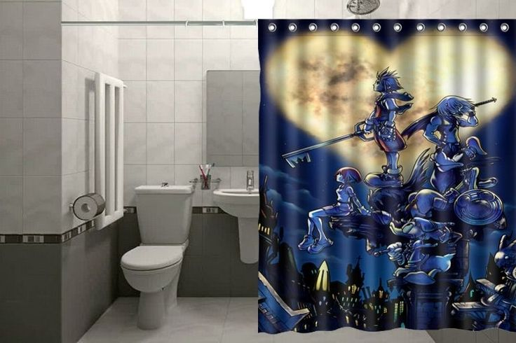 Kingdom Hearts Games Nintendo Custom Shower Curtain 60x72 Inch #Unbranded #Modern #shower #curtain #showercurtain #bath #rings #hooks #popular #gift #best #new #hot #quality #rare #limitededition #cheap #rich #bestseller #top #popular #sale #fashion #luxe #love #trending #girl #showercurtain #shower #highquality #waterproof #new #best #rare #quality #custom #home #living #decor