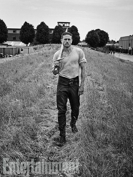 King Arthur 7 King Arthur Images & Details: Charlie Hunnam Will Be King