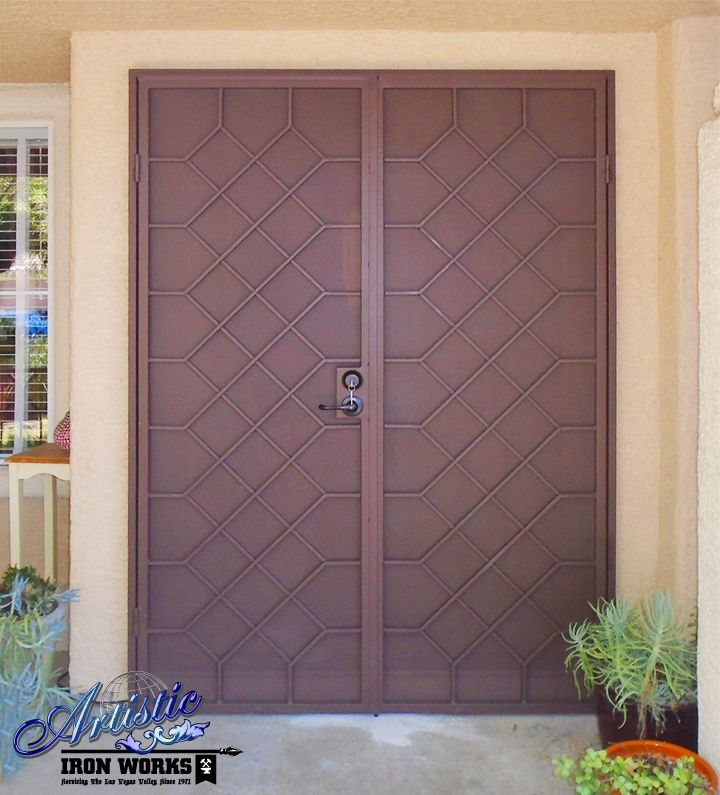 Best images about wrought iron security doors on