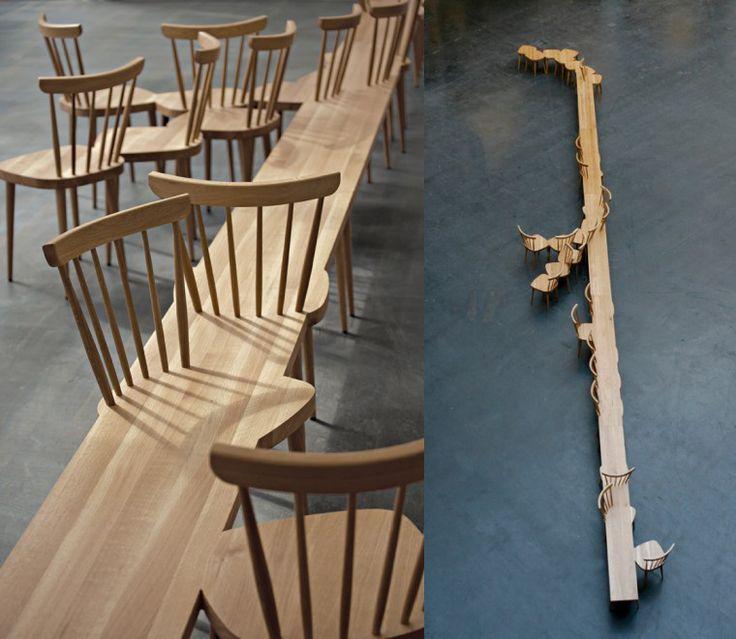 234 best images about best in modern furniture on pinterest for Indoor bench design