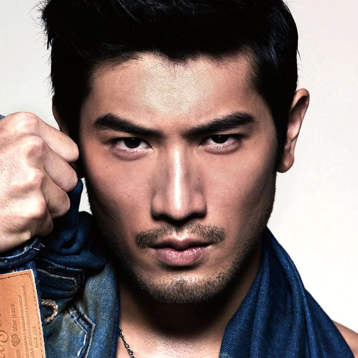 34 Best Asians With Beards Images On Pinterest: 103 Best Images About Godfrey Gao On Pinterest