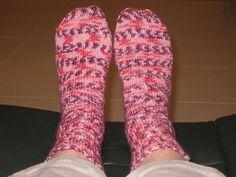 Ravelry: Basic Sock Pattern for Diabetic Socks pattern by Lois M. Miller