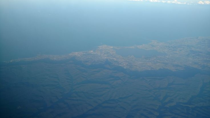 Wollongong from the air