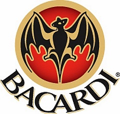 Bacardi Logo.  Learned all about it at the Distillery in San Juan.  I have a new affinity for bats!