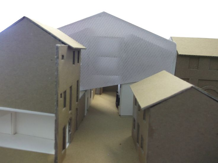 L'architecture au service du territoire périurbain / Lumbin