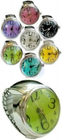 When ring watches were cool