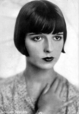 Louise Brooks - for those with great cheek bones (see also Stéphane Audran in Le charme discret de la bourgeoisie)
