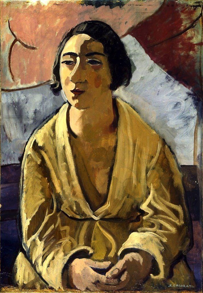 Felice Casorati - Dipingere il Silenzio