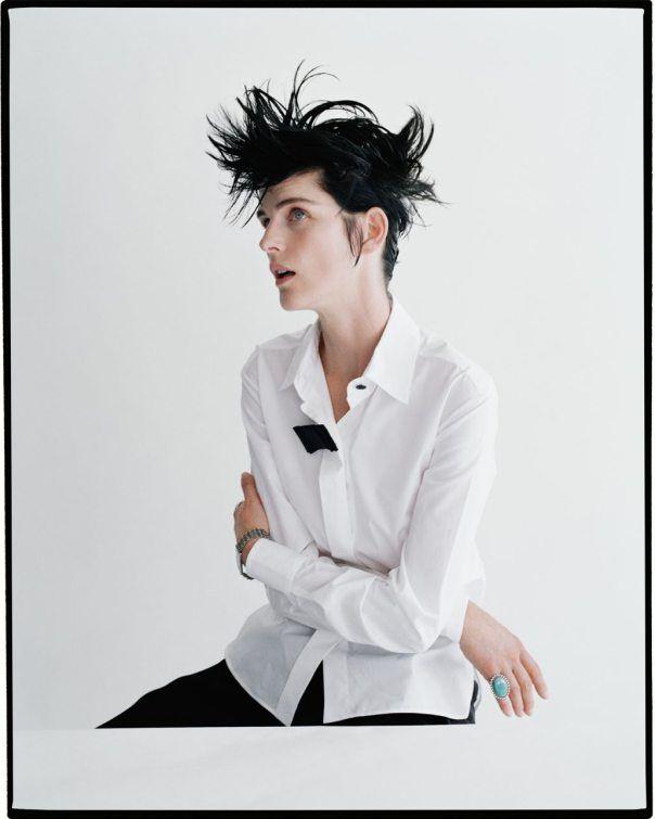 """Made in Britain"" by Tim Walker for Vogue UK December 2013"