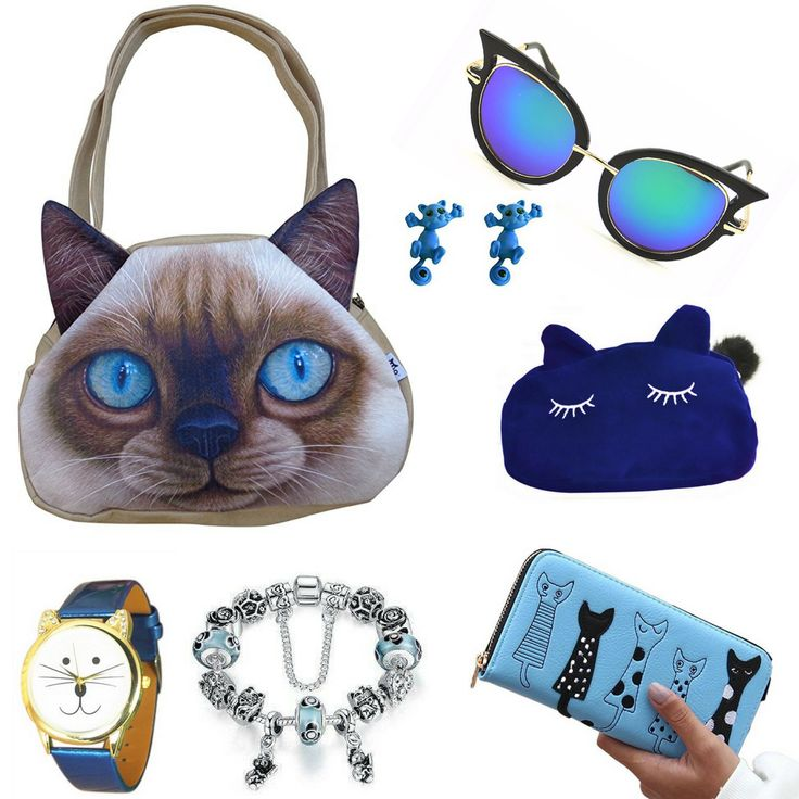 The Bluest Eyes Cat Lover's Special Package