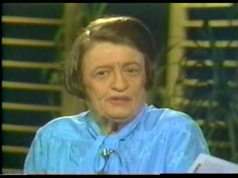 Ayn Rand Phil Donahue Interview Part 3 of 5