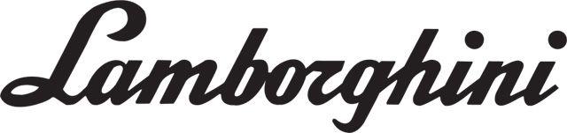 Lamborghini Text Logo 1440x900