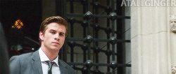 """Liam Hemsworth as Adam Cassidy in """"Paranoia"""" (2013)"""