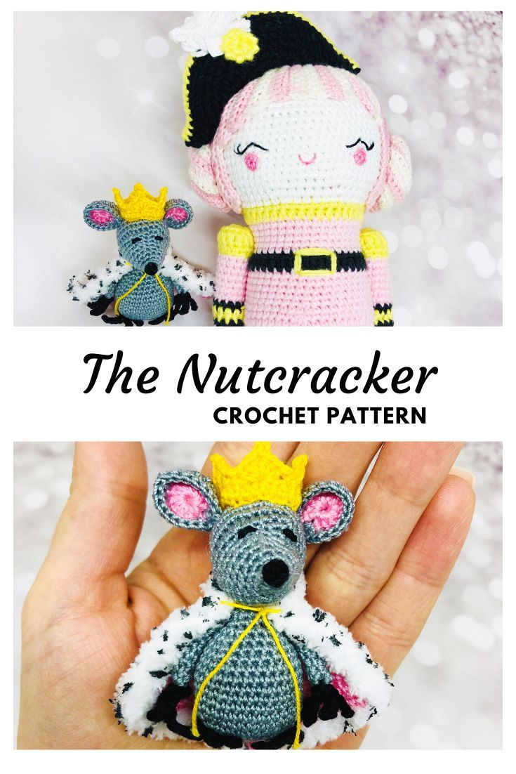 Free Crochet Amigurumi Doll Pattern Tutorials | Amigurumi doll ... | 1102x735
