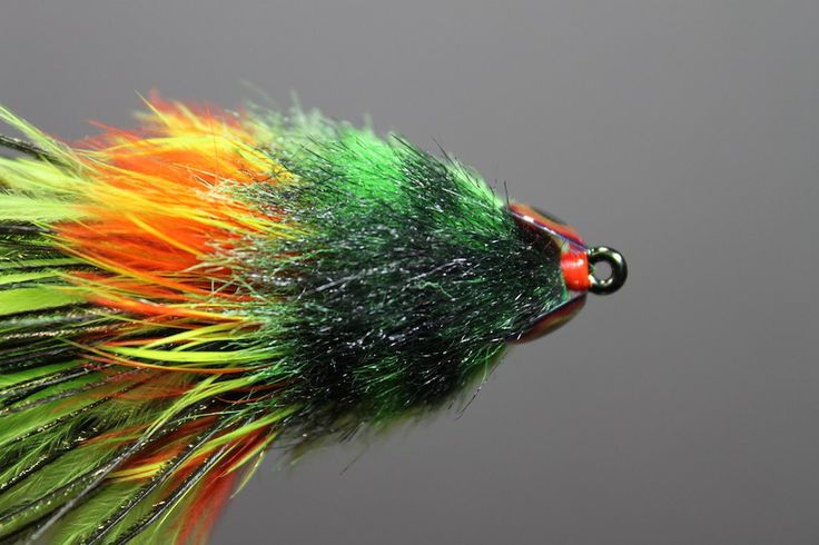 EL Chupacabra-  by Nick Granato |  | Hatches Fly Tying Magazine