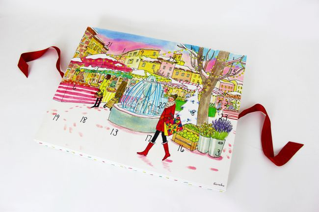 L'Occitane & My Little Paris: An Amazing Advent Calendar!