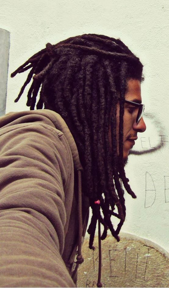 Love dreads on men!