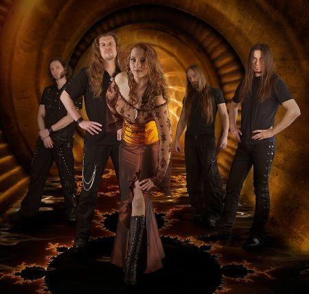 Lanvall & Sabine Edelsbacher – Edenbridge « Femme Metal Webzine