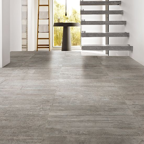 Waipara matt tile in gravel. 450mm x 900mm or 600mm x 600mm.