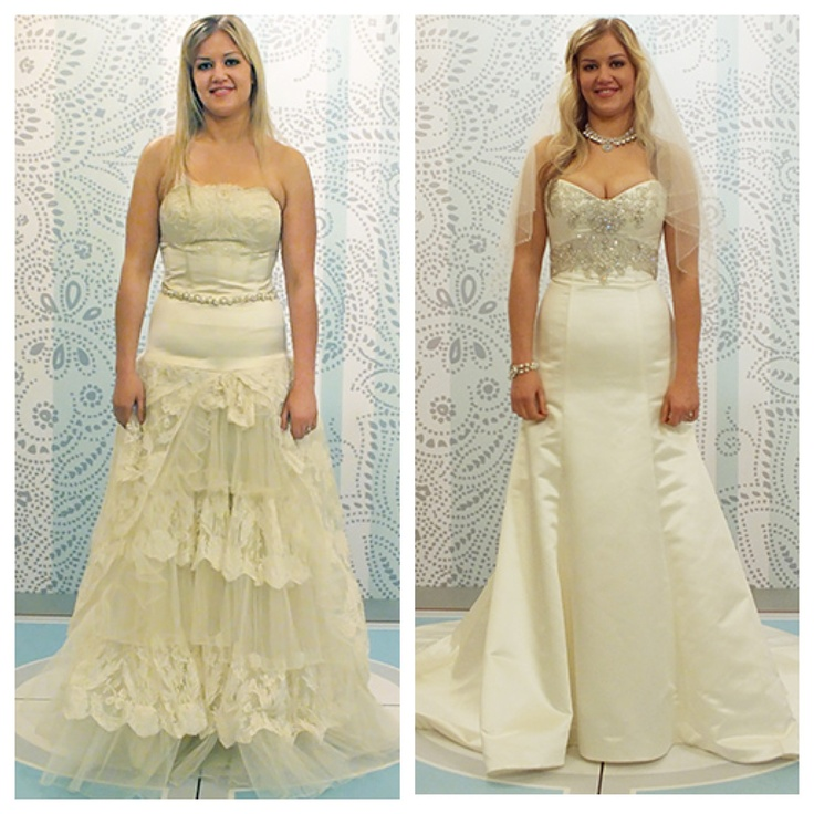 Left: Something Borrowed. Right: Something New. Click To