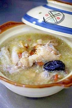 【簡単・ヘルシーな韓国料理のレシピ】 圧力鍋でお手軽 サムゲタン(参鶏湯)