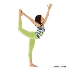 Natarajasana yoga