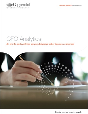An end-to-end Analytics service delivering better business outcomes