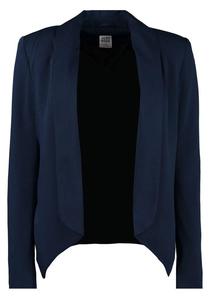 Vero Moda LUXE - Blazer - Blauw - Zalando.be