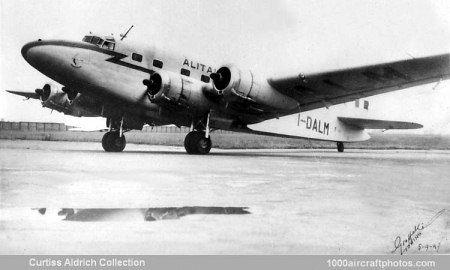 SM.95C Savoia-Marchetti