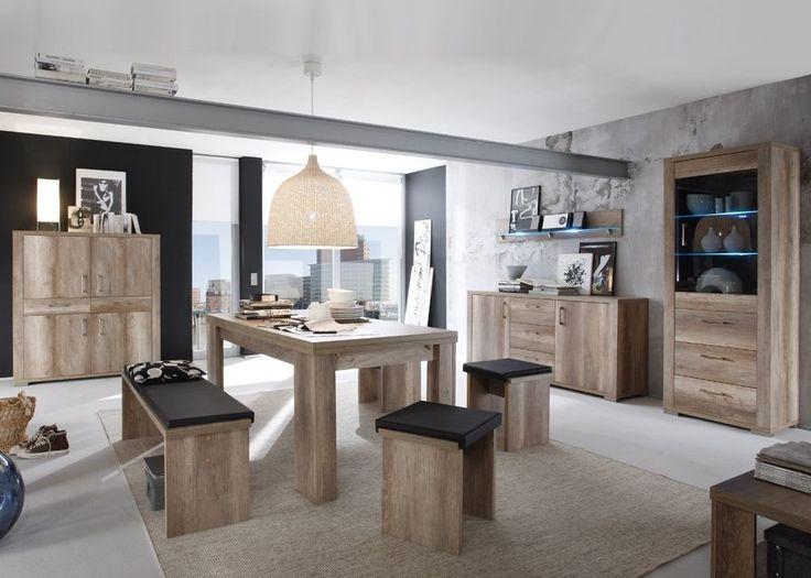 25+ beste ideeën over Esszimmer komplett op Pinterest - Küche - esszimmer im garten gestalten