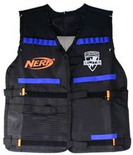 Nerf revista colete colete tático munição para N - Strike Elite espuma balas de dardos Nerf armas de brinquedo clipe(China (Mainland))