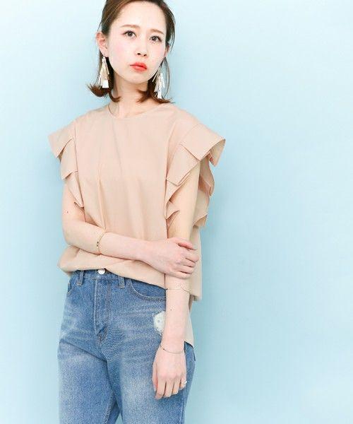 KBF Tunic ¥5,292(Pink)