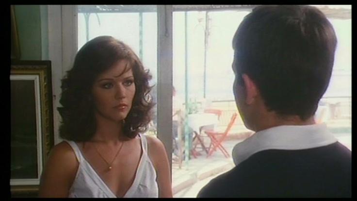 Agostina Belli - Profumo di donna con Alessandro Momo 1974 ...