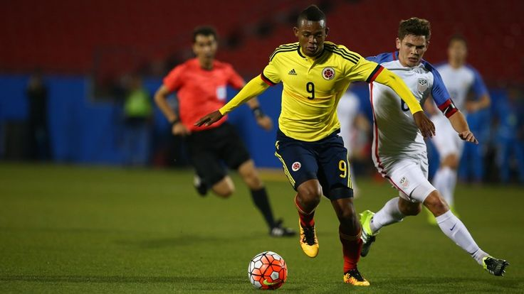 Colombia defeat USA to grab final place in men's football tournament at the 2016 Summer Games in Rio de Janeiro!  #colombia #usa #brazil #riodejaneiro #olympics
