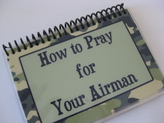 How to pray for your Airman