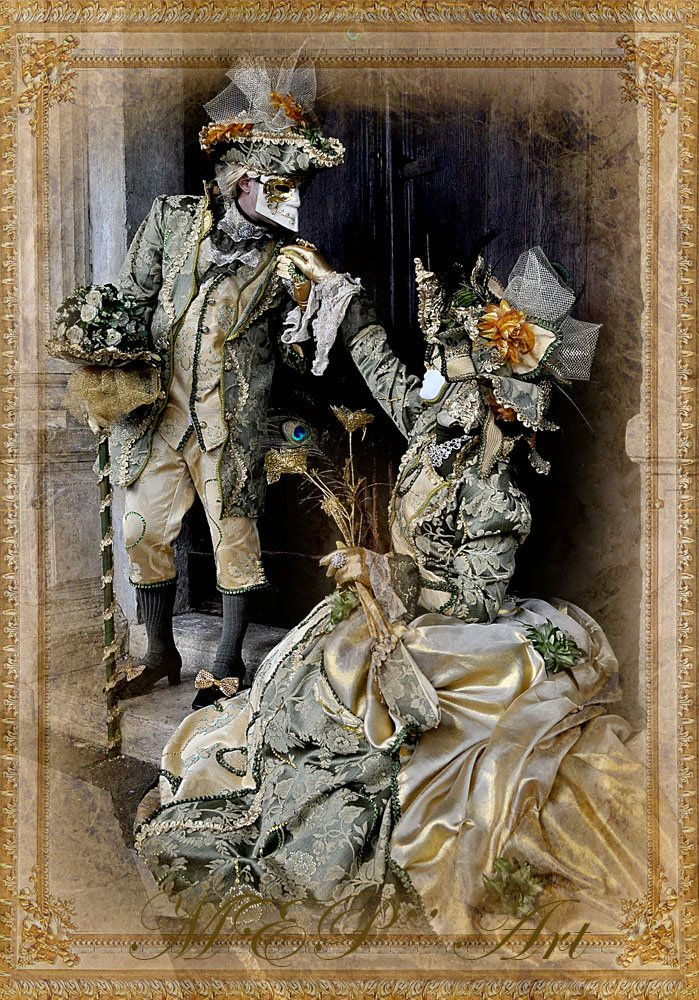 Elegance, Gallantry, Romanticism: The Magic Carnival of Venice | Flickr - Photo Sharing!