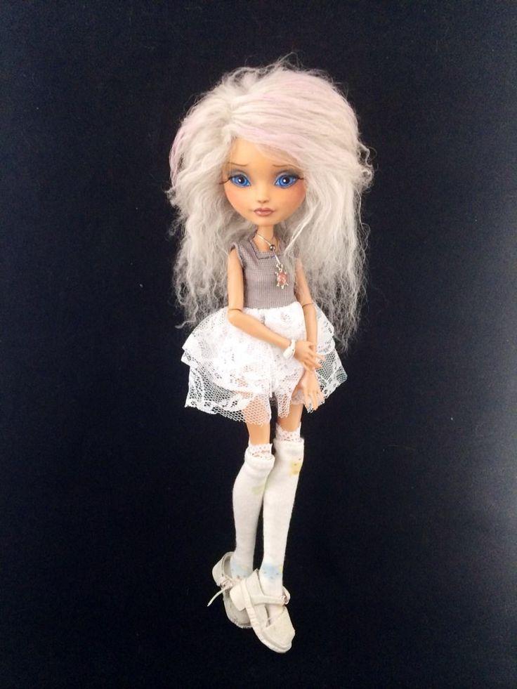 Ever After Monster High Briar Beauty Doll OOAK Custom Repaint | eBay