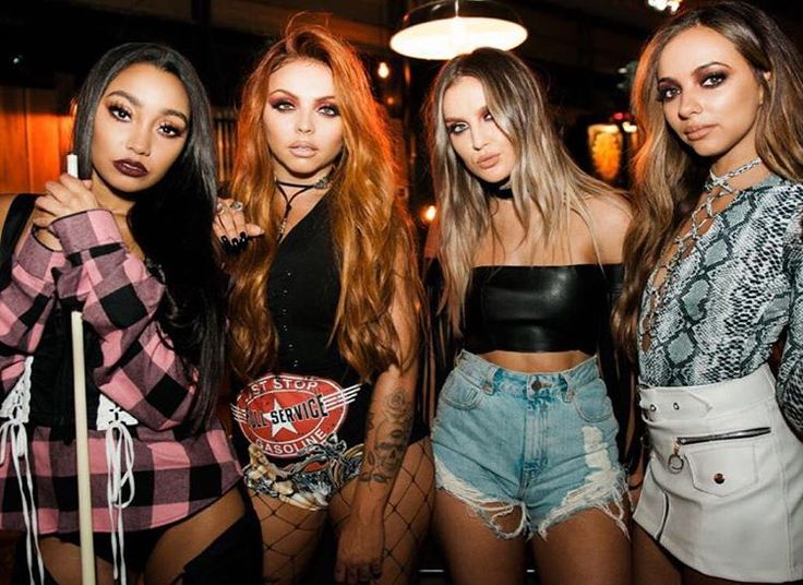 Little Mix - No More Sad Songs