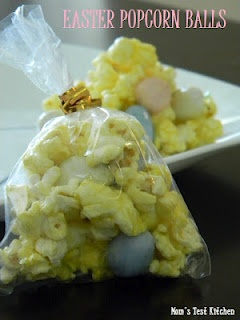 53 best easter popcorn images on pinterest easter recipes easter popcorn balls negle Gallery