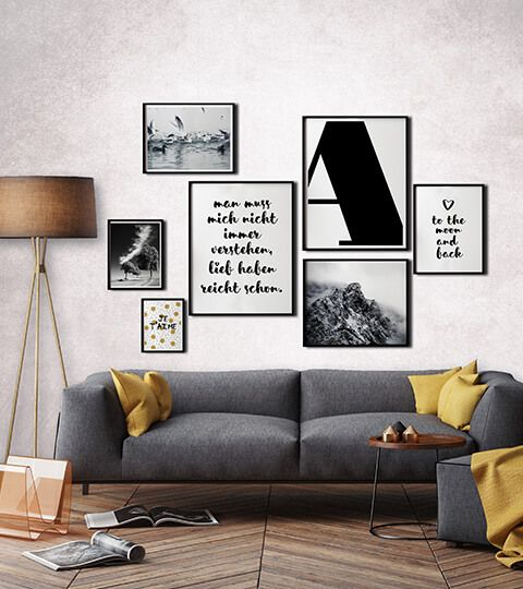 Inspirational Ihr Wanddeko und Deko Shop wall art de