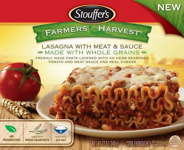 Save $1.10 on Stouffer's Farmers Harvest Meals #coupons