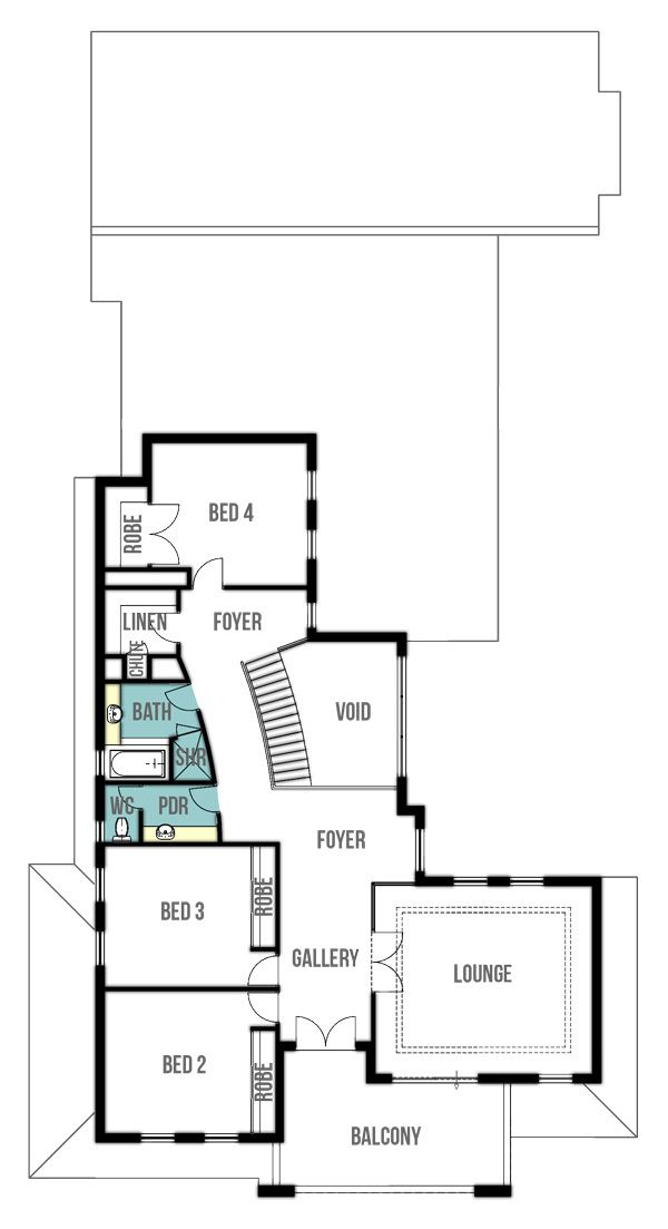 Two Storey Homes Perth: Best 25+ Two Storey House Plans Ideas On Pinterest