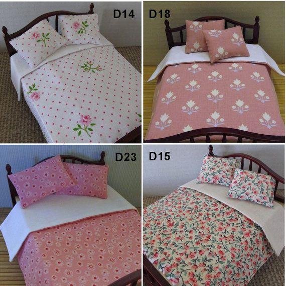 dolls house bedding sets 3